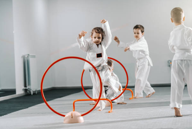 Kidsbirthday, Kuk Sool Won of the River Valley Family Martial Arts Center